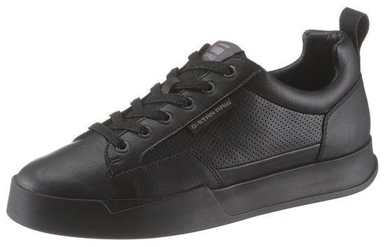 G-Star RAW »Rackam Core Low« Sneaker mit seitlicher Perforation