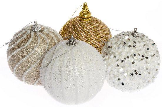 Weihnachtsbaumkugel (8 Stück)