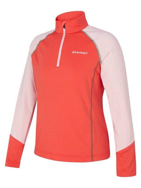 Ziener Fleeceshirt »JALDO«   Bekleidung > Sweatshirts & -jacken > Fleeceshirts   Ziener