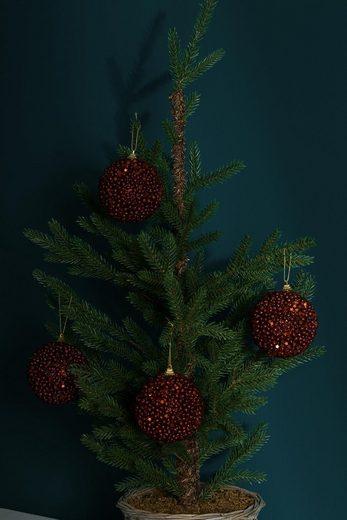 Weihnachtsbaumkugel »Sterne« (8 Stück)