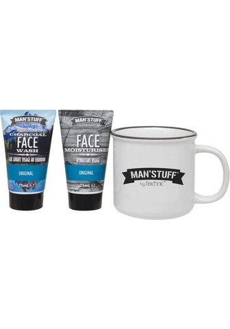 MAN'STUFF Gesichtspflege-Set