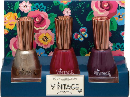 Nagellack-Set »Vintage Nail Set«