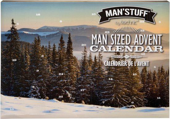 MAN'STUFF Adventskalender (24-tlg)