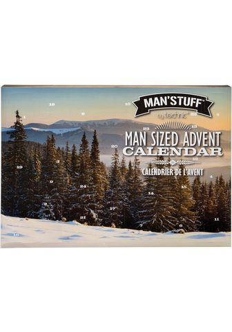 MAN'STUFF Advento kalendorius (24-tlg.)