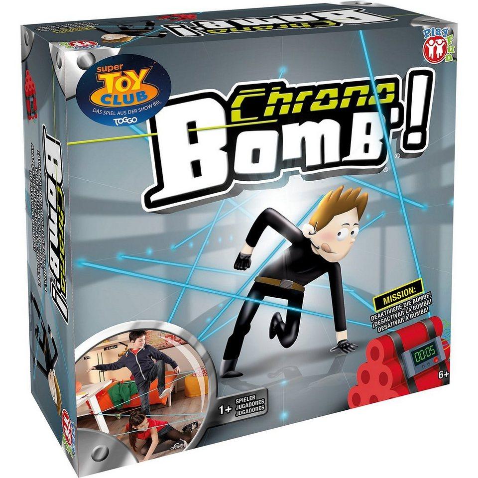 Chrono Bomb App