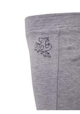 TOM TAILOR Kelnės »Shorts su Print«