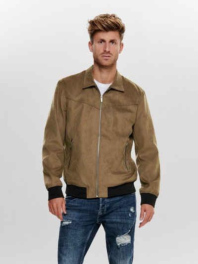 ONLY & SONS Colourblocking Jacke online kaufen | OTTO
