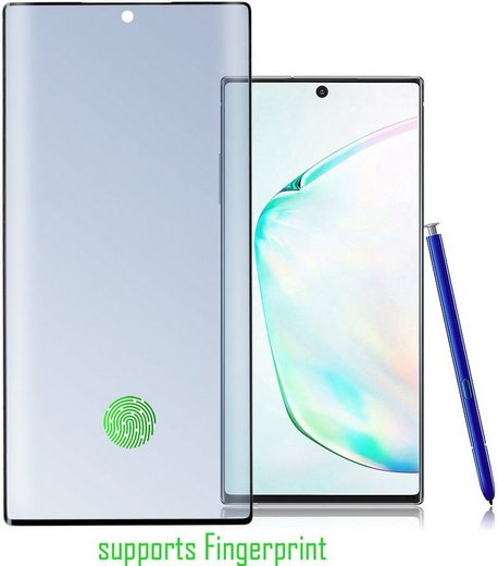 4smarts Schutzglas »Second Glass UltraSonix Samsung Galaxy Note 10+«