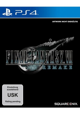 SQUAREENIX Final Fantasy VII HD Remake PlayStatio...
