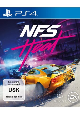 Need for тренажер Heat PlayStation 4