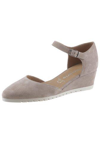 Туфли на ремешке с пряжкой »Yola...