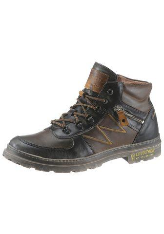 KRISBUT Ботинки со шнуровкой