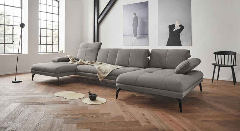 andas Wohnlandschaft »Stenlille«, incl. Sitztiefen-, Kopfteil- und Armteilverstellung, Design by Morten Georgsen