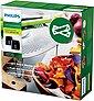 Philips Grillpfanneneinsatz »HD9954/01 Snack Profi-Kit«, Edelstahl, Silikon, (3-St), Zubehör für Airfryer XXL, Bild 5