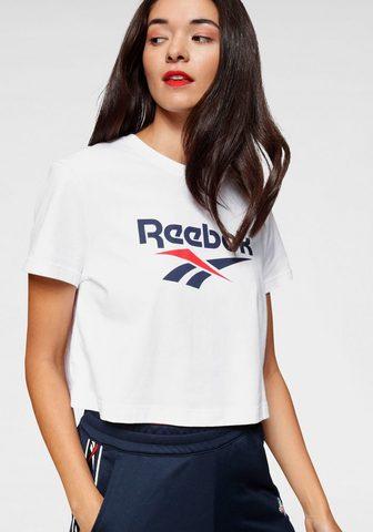 REEBOK CLASSIC Marškinėliai »CL F BIG LOGO TEE«