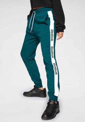 Reebok Jogginghose »TE Linear Logo Pant«