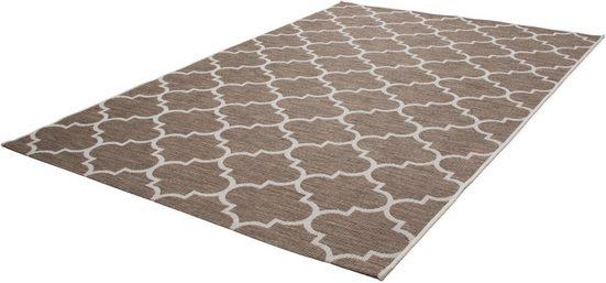 Teppich »Perugia 1030«, calo-deluxe, rechteckig, Höhe 7 mm, In- und Outdoor geeignet