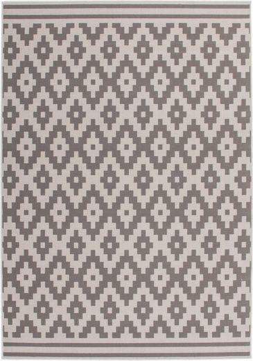 Teppich »Cefal 300«  calo-deluxe  rechteckig  Höhe 10 mm  Kurzflor