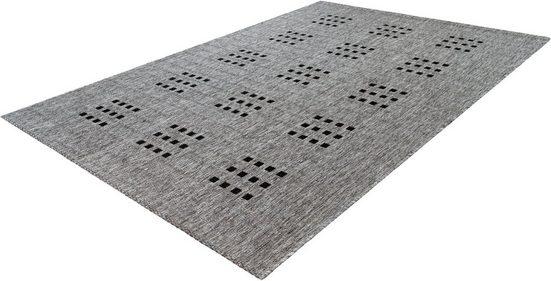 Teppich »Perugia 1050«, calo-deluxe, rechteckig, Höhe 7 mm, In- und Outdoor geeignet