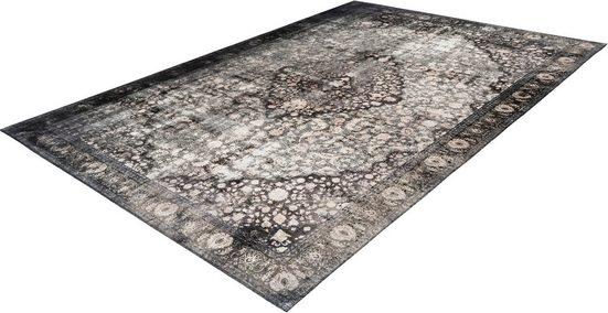 Teppich »Layata 8032«, calo-deluxe, rechteckig, Höhe 9 mm, Kurzflor