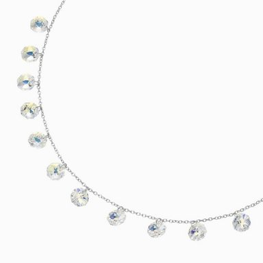 Smart Jewel Collier »funkelnde Swarovski Steine«