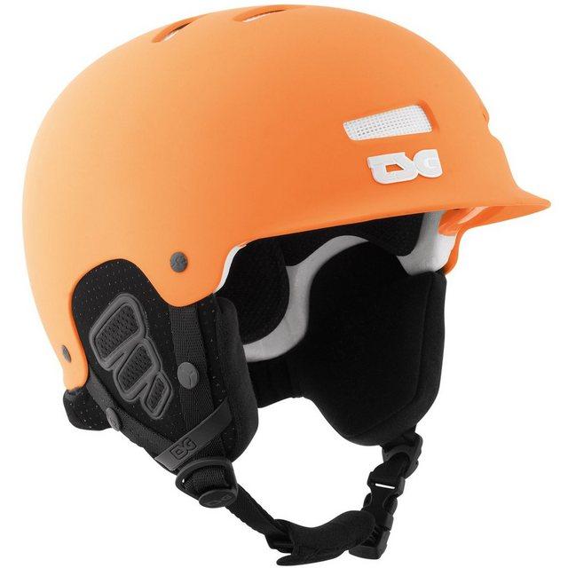 TSG Snowboardhelm »Trophy Solid Color«, fester Visor  abnehmbare Ear Pads   Accessoires > Caps > Visors   TSG