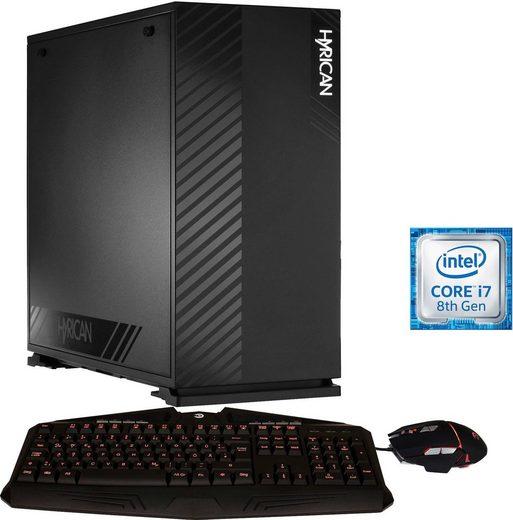 Hyrican Alpha 6407 Gaming-PC (Intel® Core i7, RTX 2080 SUPER, 32 GB RAM, 1000 GB HDD, 480 GB SSD, Wasserkühlung)