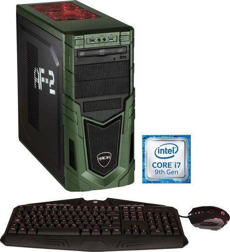 Hyrican Military Gaming 6413 Gaming-PC (Intel® Core i7, RTX 2070 SUPER, 32 GB RAM, 1000 GB HDD, 480 GB SSD)
