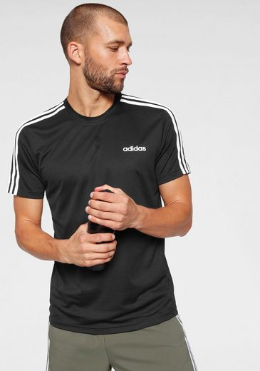 adidas Performance Funktionsshirt »DESIGNED TO MOVE CLASSIC 3 STRIPES«
