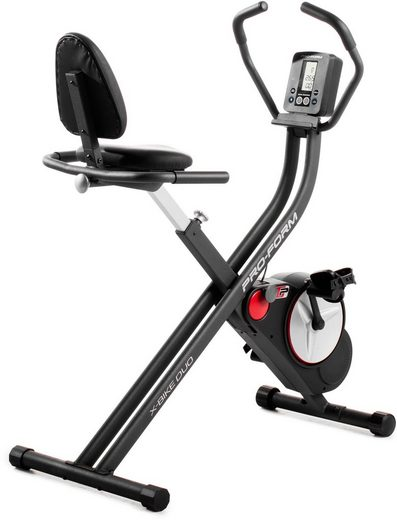 Pro Form Ergometer »X Bike Duo«