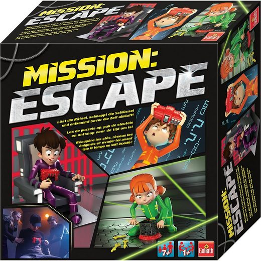 Goliath® Mission Escape