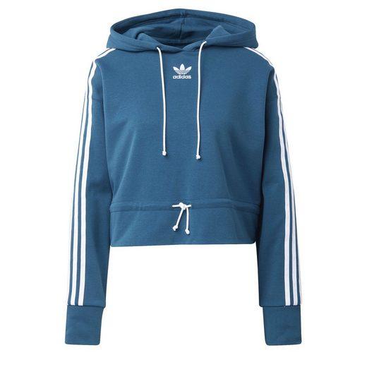 adidas Originals Sweatjacke »Bellista Cropped Hoodie« Sleek;Bellista
