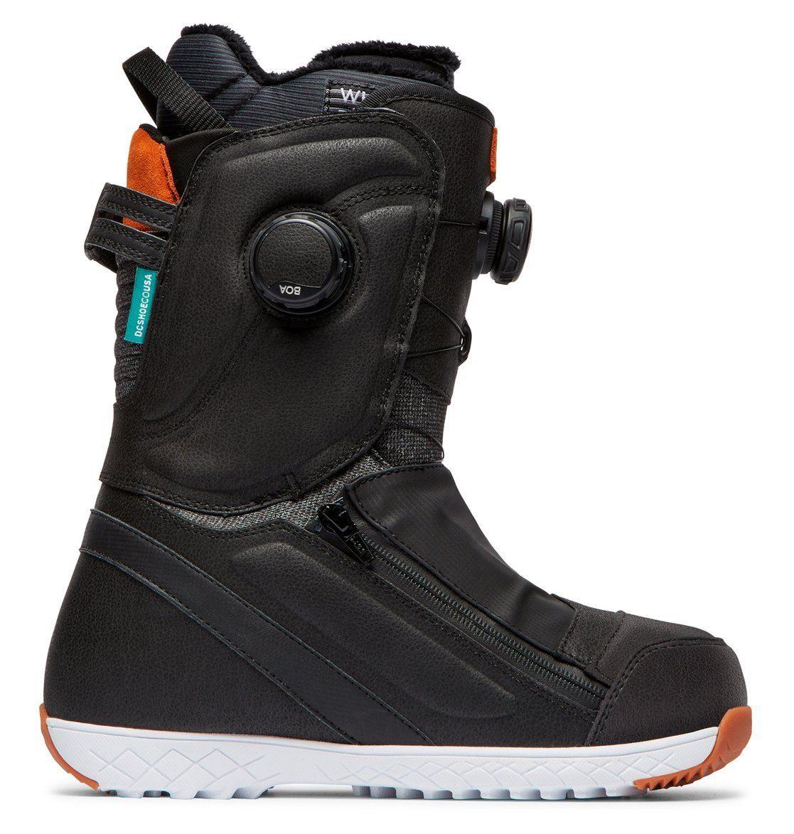 Unisex DC Shoes »Mora« Snowboardboots  | 03613374405059