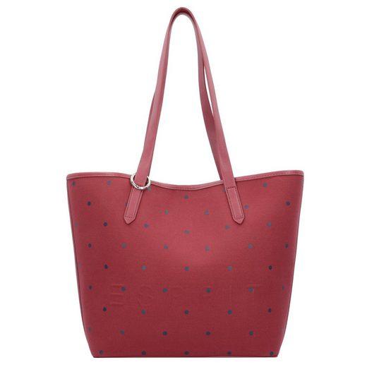 Esprit Shopper Tasche 30 cm