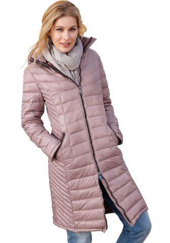 CLASSIC INSPIRATIONEN Пальто в sportiven Steppmuster