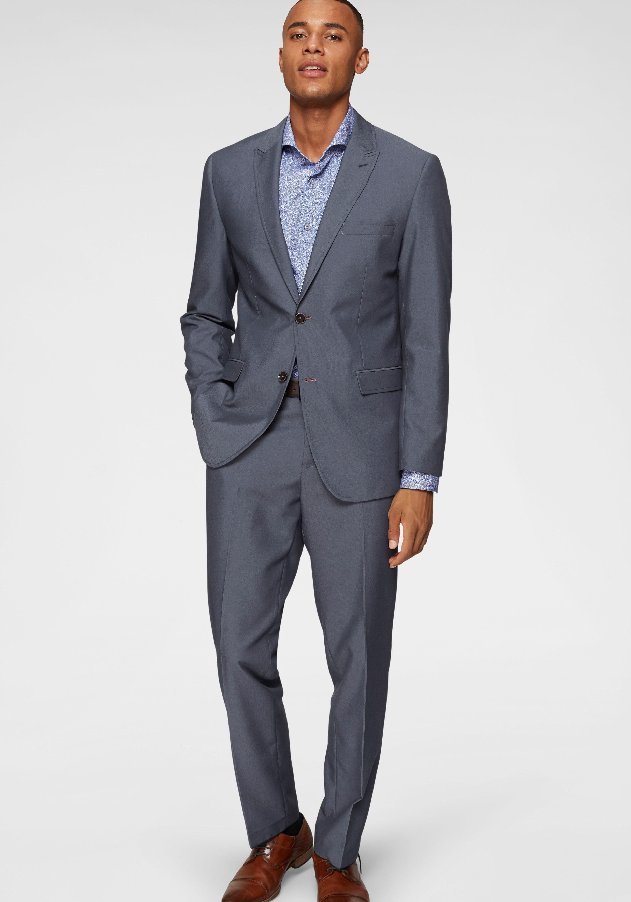 Class International Anzug (2 tlg) Kontrastfarbene Details online kaufen   OTTO