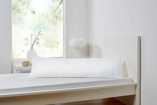 Kissenbezug »Seitenschläferkissen«, Primera, in weicher Feinjersey-Qualität