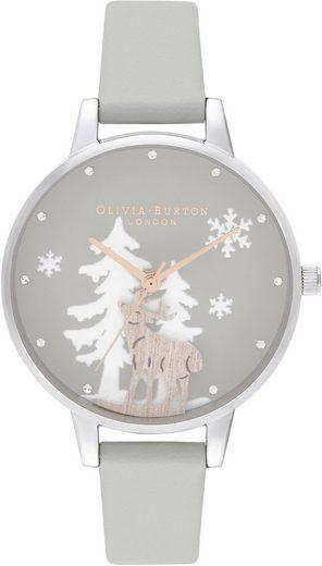 OLIVIA BURTON Quarzuhr »Winter Wonderland, OB16AW02«