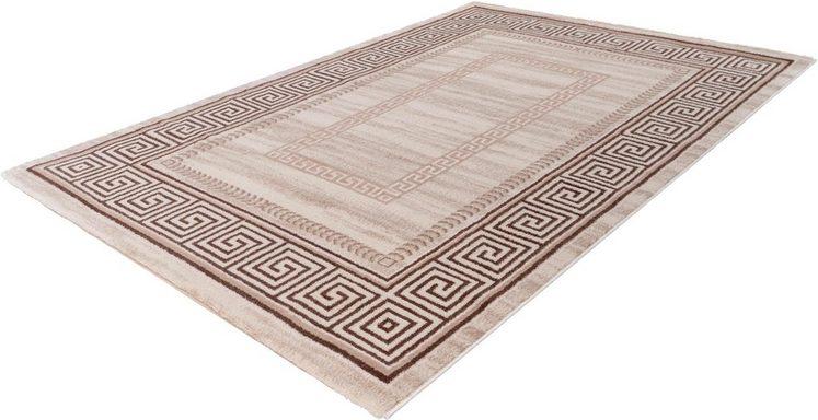 Teppich »Temima 706«, calo-deluxe, rechteckig, Höhe 14 mm, Glanz mit 3D-Effekt