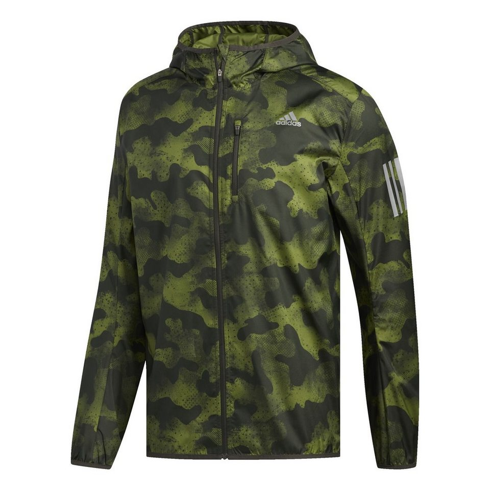 adidas Performance Trainingsjacke »Own the Run Camouflage