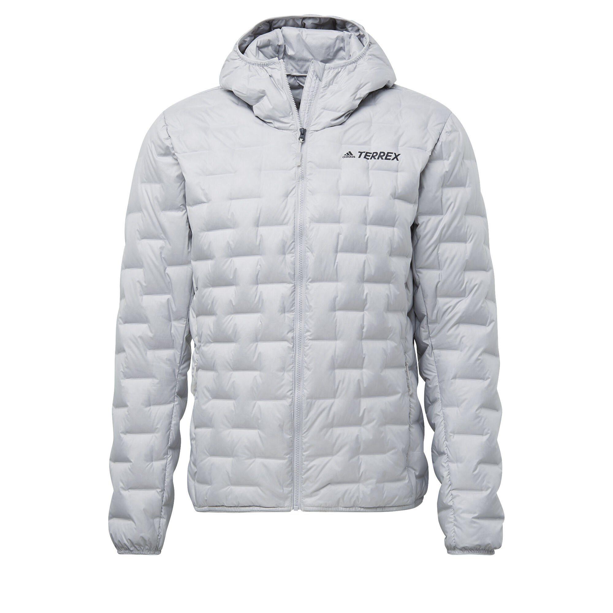 adidas Performance Funktionsjacke »Light Hooded Daunenjacke«, Rumpf weit und gerade geschnitten online kaufen   OTTO