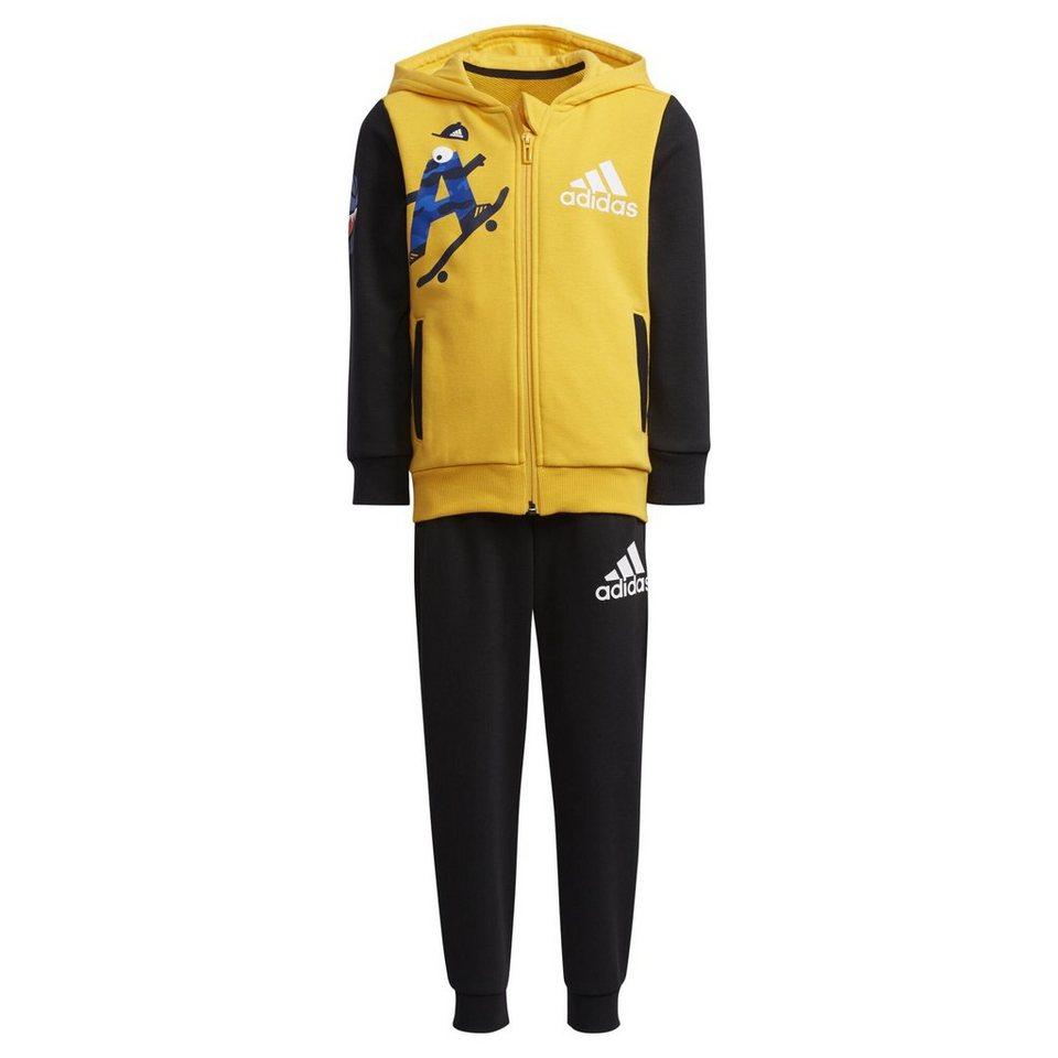 best online vast selection fresh styles adidas Performance Trainingsanzug »LK GFX HDY SET« | OTTO