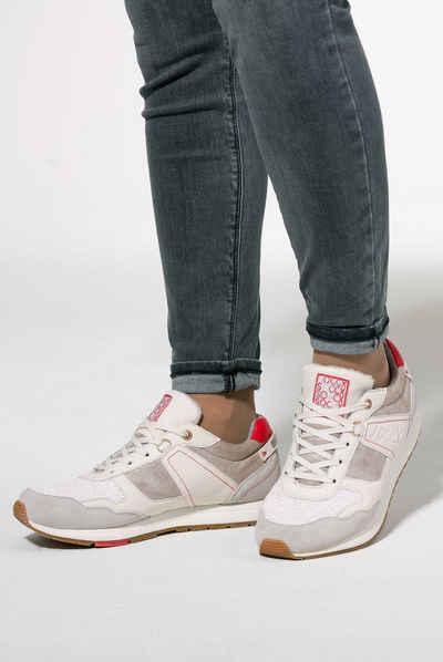 SOCCX Sneaker mit Glitzer