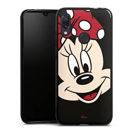 DeinDesign Handyhülle »Minnie All Over« Xiaomi Redmi Note 7, Hülle Minnie Mouse Disney Offizielles Lizenzprodukt