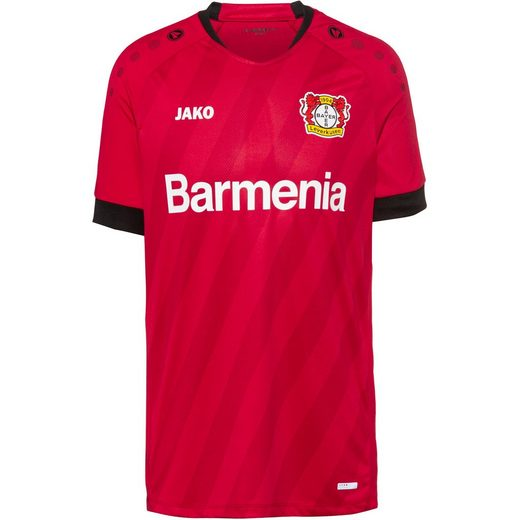 Jako Fußballtrikot »Bayer 04 Leverkusen 19/20 Heim«