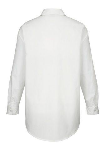 MIAMODA Ilgi marškiniai su aufwendiger apvadas...