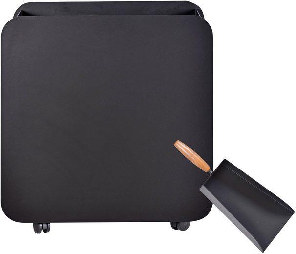 FIREFIX Pelletbehälter rollbar