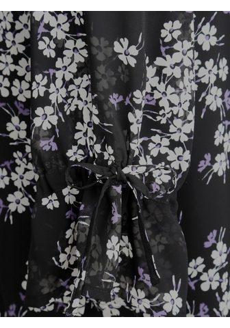 MIAMODA Suknelė iš bedrucktem šifonas