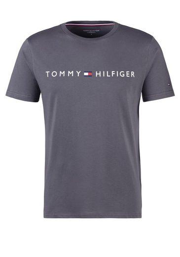 TOMMY HILFIGER T-Shirt mit LOGO-Druck vorn