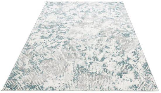 Teppich »Bertram«, Leonique, rechteckig, Höhe 12 mm